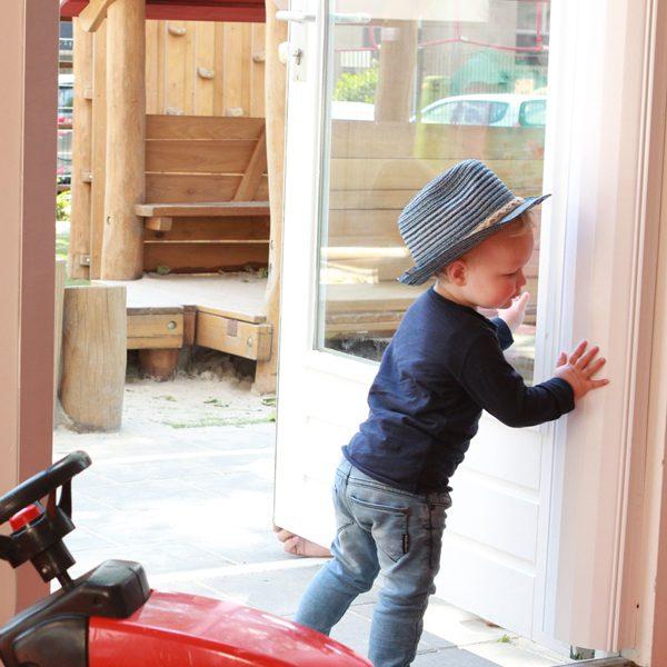 Finger door guard, Finger Alert Professional deurstrips