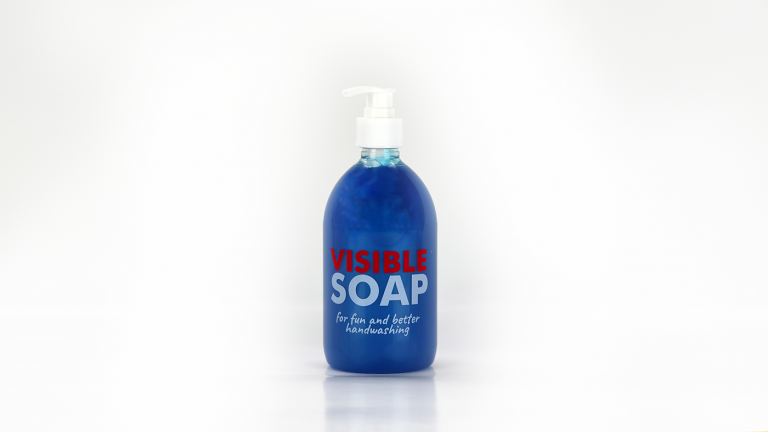 children soap