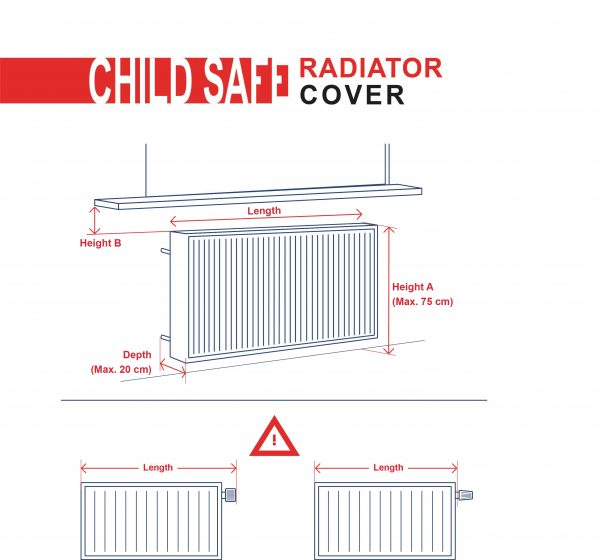 radiator cover Heizkörperverkleidung